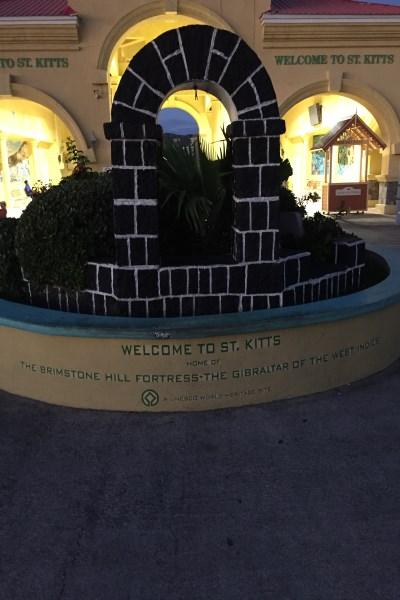 St. Kitts - Cruise Port