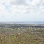 Bonaire - Blick vom Seru Largu - in die Ferne