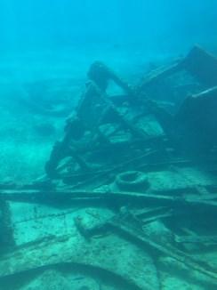 Halb-U-Boot - Wrack