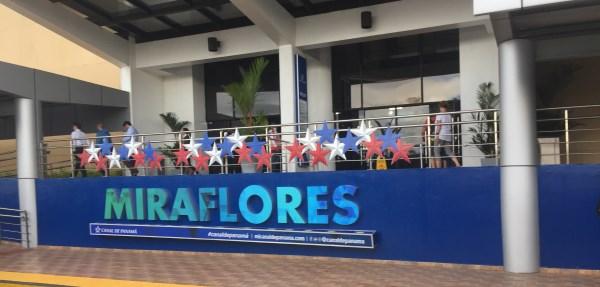 MIRAFLORES - Panama Canal Museum