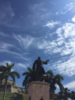 Plaza de San Felipe de Barajas