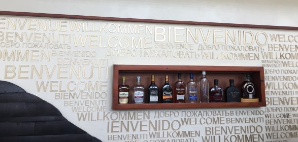 Rum Museum – Ron Barceló Historic Center - Willkommen - Welcome