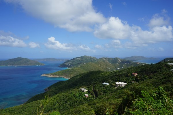 Tortola - Francis Drake Kanal