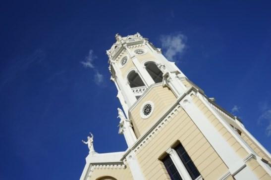 Panama City - Altstadt - Casco Viejo - Iglesia San Francisco De Asis