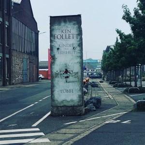 Berliner Mauer - Ken Follett