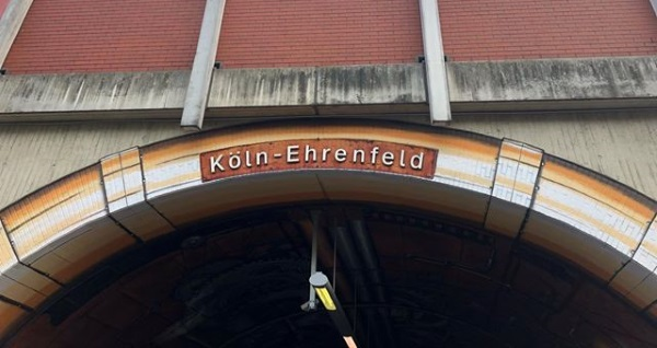 Bahnhof Ehrenfeld