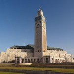 Casablanca Hassan-II.-Moschee