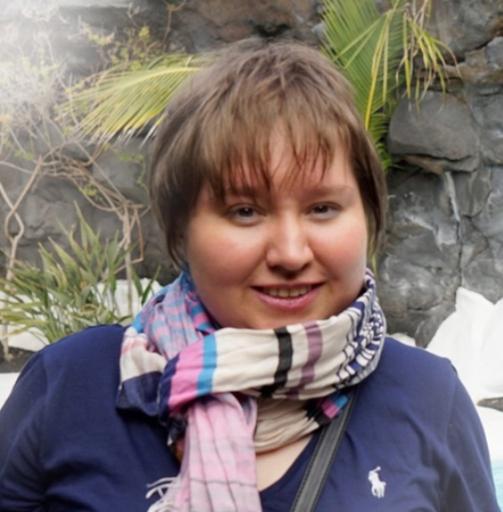 Kathy unterwegs auf der Insel Lanzarote