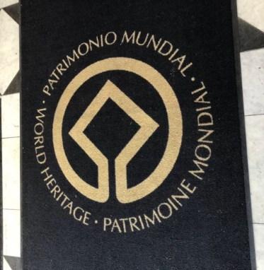 UNESCO Teppichboden