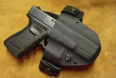 Belt Glock19 Kydex Holster