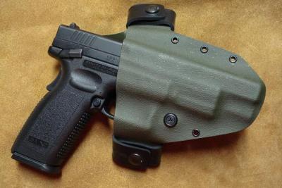Kydex Belt XD Tactical