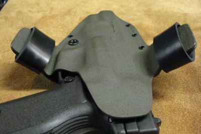 BeltXD Tactical Kydex Holster