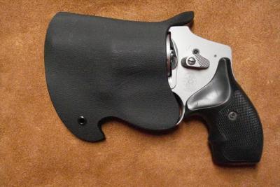 Left Pocket Revolver