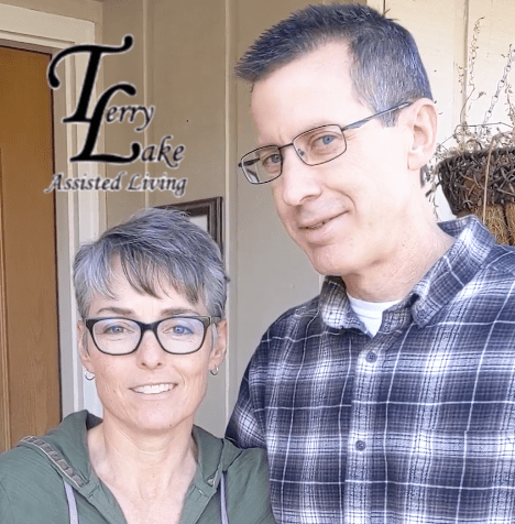 Terry Lake Assisted Living Todd and Cheri Robbins