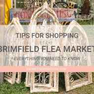 Tips For Shopping Brimfield Flea Market