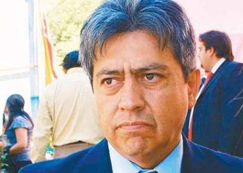 Mario Cossío, ex Gobernador y líder de CC.