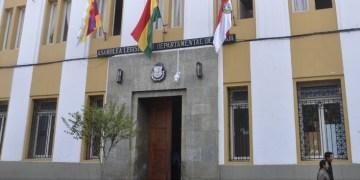 Frontis Asamblea Departamental