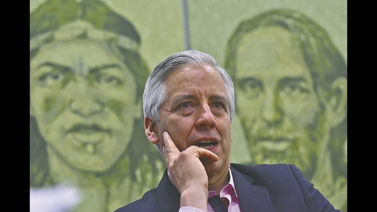 García advierte que si la derecha llega al poder subirá tarifa de servicios básicos, eliminará bonos y devaluará la moneda