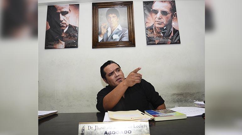 """Jhasmani redactaba sentencias, negociaba fallos y dirigía un """"gran consorcio"""""""