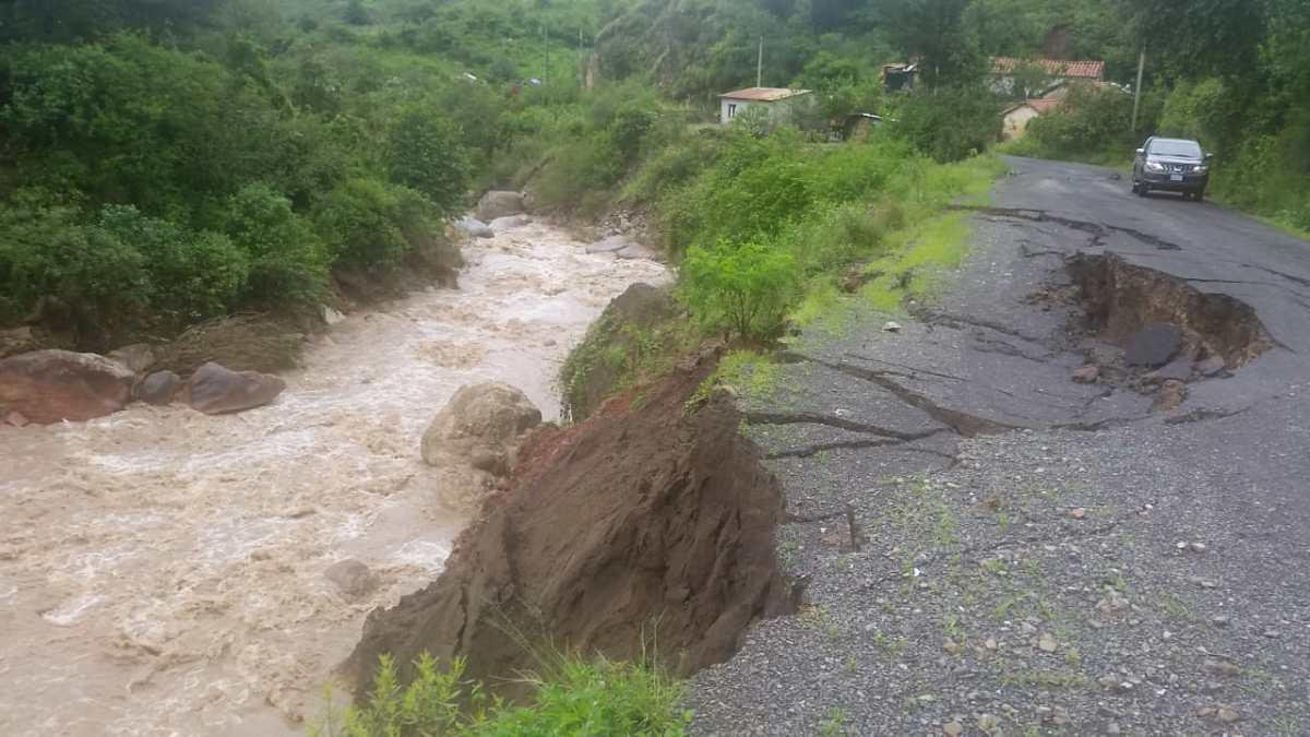 Tarija: Variante Canaletas-Entre Ríos  está por desaparecer y se perdería $us 48 millones