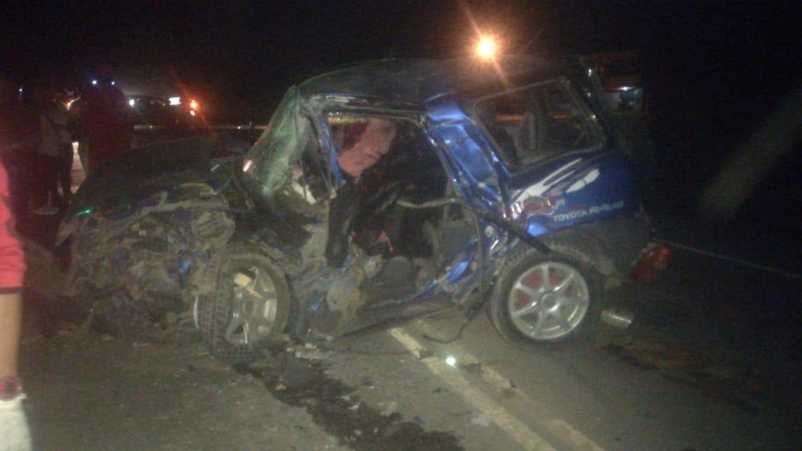 Urgente: Grave accidente en ruta internacional a pocos kilómetros de Yacuiba, reportan víctimas fatales (video/fotos)
