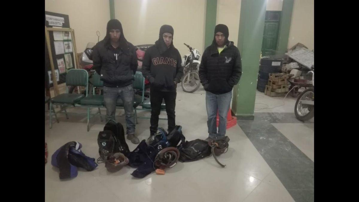 Detienen a tres 'jukus' dentro de la mina Huanuni