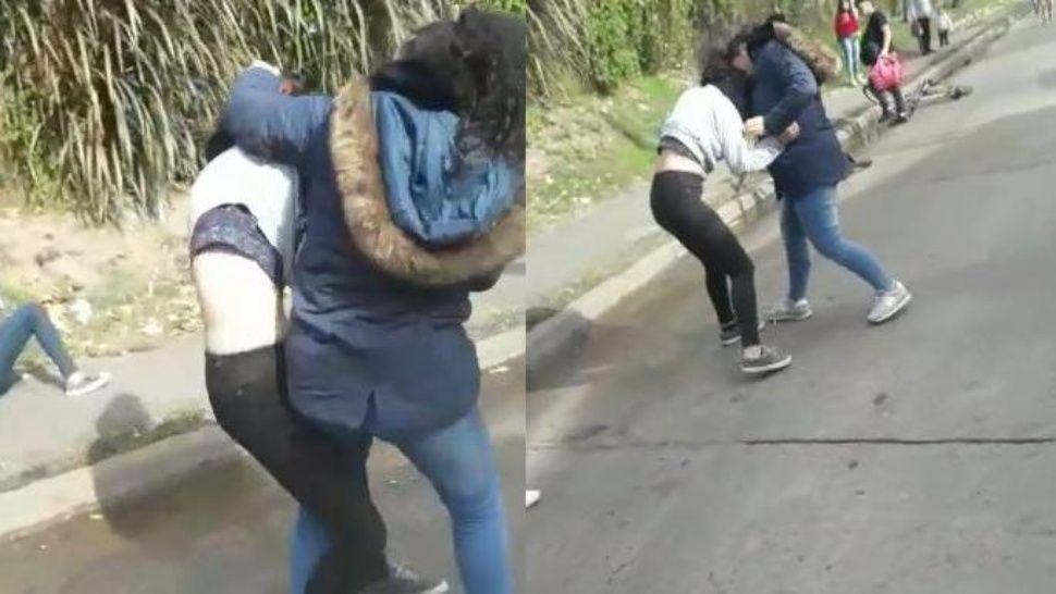Brutal agresión: Una menor de 12 años es golpeada por sus compañeras en Argentina (video)