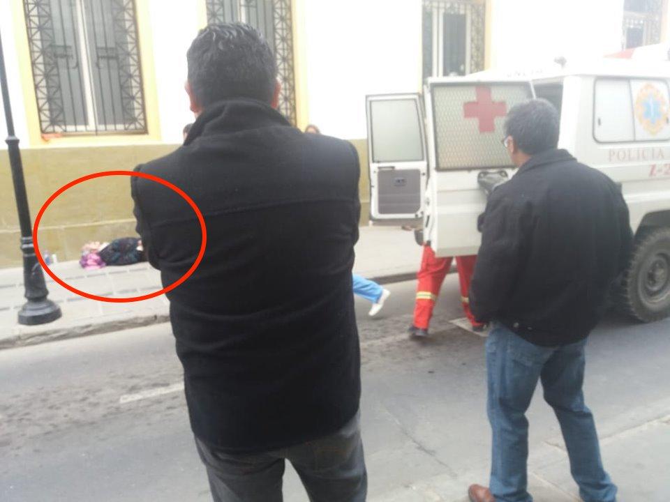 Tarija: Sufre paro cardiaco y muere por 20 minutos, revivió en el Hospital