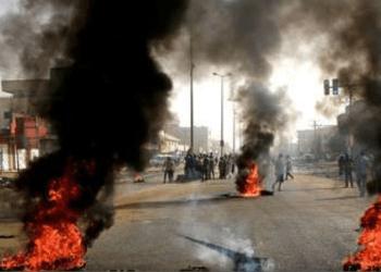 Las fuerzas de seguridad de Sudán