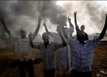 Las protestas en Sudán fueron ferozmente reprimidas (REUTERS/Stringer)