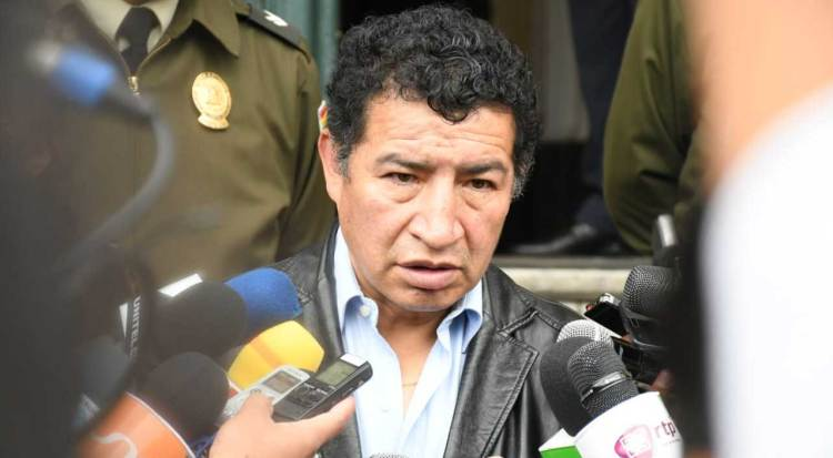 Víctor Borda, Foto archivo.