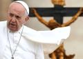 El Papa Francisco (Photo by Vincenzo PINTO : AFP)