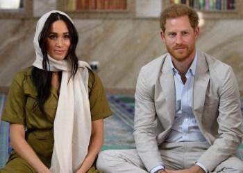 El príncipe Enrique y su esposa Meghan Markle. Tim Rooke / Reuters