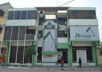 Frontis Alcaldía de Bermejo