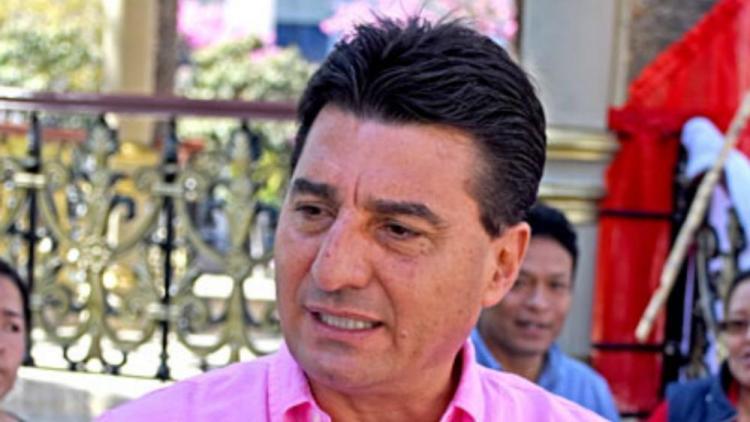 Johnny Torres Terzo. Crédito foto: Tarija200. Archivo