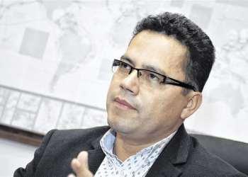 El exgerente de la estatal Entel Eddy Luis Franco