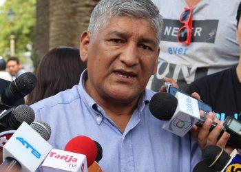 Luis Pedraza. Foto archivo