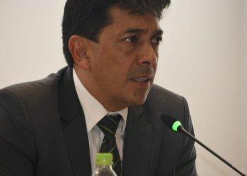 El ministro de Hidrocarburos, Víctor Hugo Zamora