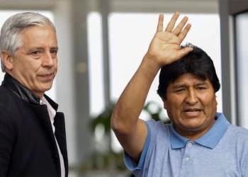 Ni Álvaro García ni Evo Morales fueron convocados por la Fiscalía. Foto:tomada de internet