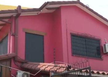 """El lugar donde funcionaba el local """"La casa 23"""". Foto: Captura pantalla / Unitel"""
