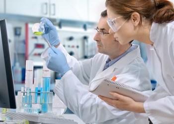 5 reactivos usados en laboratorio para investigaciones con plantas