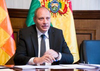 El viceministro de Comercio Exterior, Benjamín Blanco
