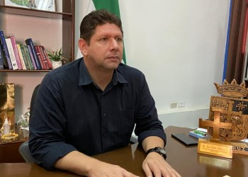 Presidente de la Brigada Parlamentaria de Santa Cruz, José Carlos Gutiérrez.