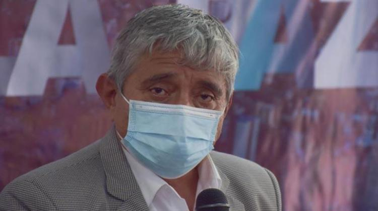 Iván Arias. Foto APG