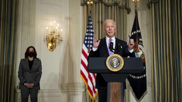 Joe Biden. Foto archivo