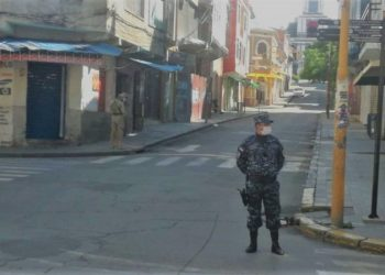 Cuarentena rígida en Tarija