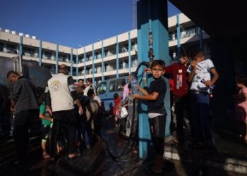 15-05-2021 O.Próximo.- Llega la primera ayuda humanitaria a la Franja de Gaza tras el alto el fuego.  El Fondo de Naciones Unidas para la Infancia (UNICEF) ha informado este viernes de que se ha entregado en la Franja de Gaza los primeros suministros de ayuda humanitaria tras el alto el fuego alcanzado después de once días de enfrentamientos entre Hamás e Israel.  POLITICA  © UNICEF/UN0463032/EL BABA