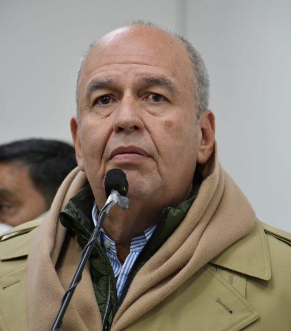Arturo Murillo, exministro
