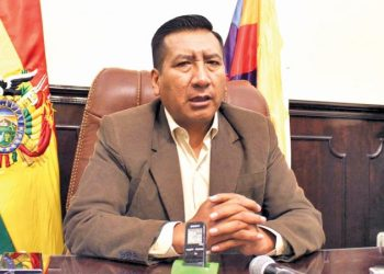 Freddy Mamani, Presidente de Cámara de Diputados