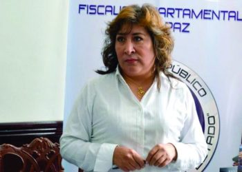 La exfiscal Susana Boyán.